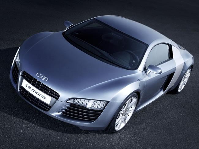 奥迪r8汽车模型高清图片下载